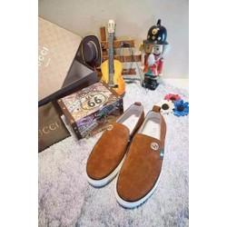Giày da cao cấp hàng hiệu GUCCI 2015