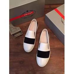 Giày da cao cấp hàng hiệu Prada 2015