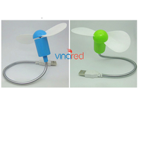 Combo 02 quạt USB 2 cánh 2.0 Mini