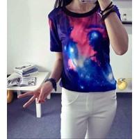 Áo thun nữ galaxy Mã: AX2438 - 1