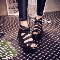 Giay sandal xinh xắn - DK010