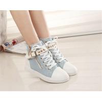 B002X - Giày Boot Nữ thời trang cao cấp