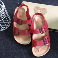 Giày Sandals nhựa 2 khóa SDQN22