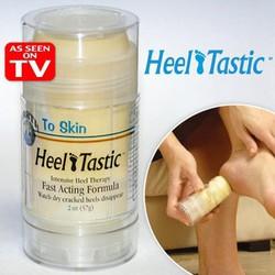 Kem trị nứt da gót chân Heel Tastic - USA, kem trị nứt gót chân