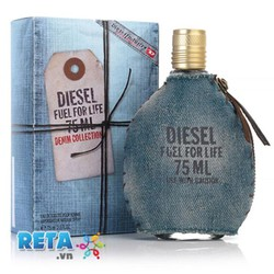 Nước hoa nam Diesel Fuel for Life Denim Collection 75ml - F1 Singapore