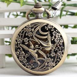 Đồng hồ quả quýt lên cót Uyên Ương