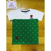 Áo body thun cotton 4 chiều co giản tốt cho bé trai