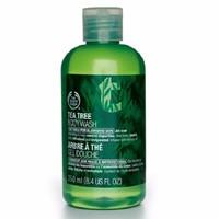 Sữa tắm trị mụn trà xanh tea tree body wash