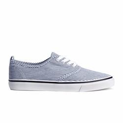 Giày sneakers thời trang chính hãng HM Mỹ họa tiết sọc