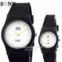 BH 1 năm-Đồng hồ đôi dây nhựa QQ DMF80-7A