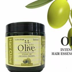 Dầu Hấp Ủ Tóc Olive Hàn Quốc