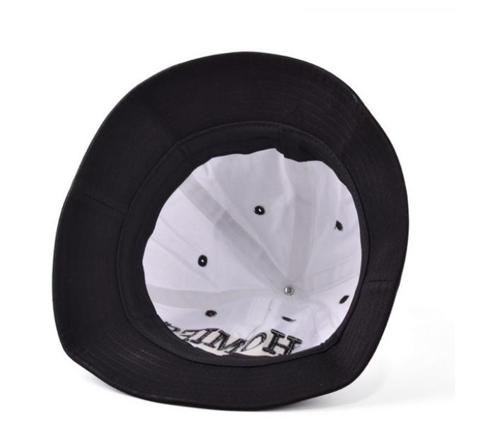 Nón Bucket Vải màu trắng M37-T 4