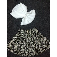 Shop Cún -Hàng Thái Cao Cấp -Chân Váy Xoe Hoa Cực Đẹp