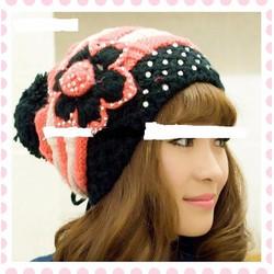 Nón mũ len hàng nhập phong cách Phương Tây K7915