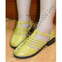 Hàng loại 1: Giày OXFORD đế thô cách điệu