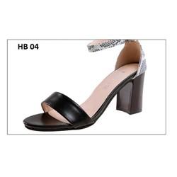 Giầy cao gót cao cấp, mẫu mã mới nhất - HB 04