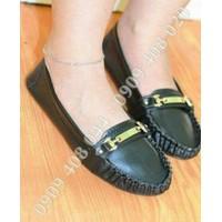 Hàng loại 1: giày mọi khóa sắt ngang