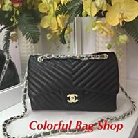 Túi đeo Chanel xuất khẩu da mềm cực đẹp