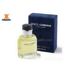 Nước Hoa nam Dolce Gabbana Fake cao cấp cực thơm WinWinShop88