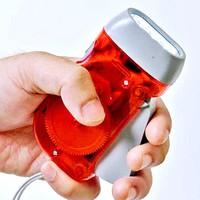 Đèn PIN cầm tay-tự sạc pin-3 bóng to-siêu sáng