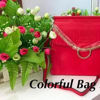 Túi xách da cực đẹp, phong cách Hàn Quốc