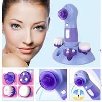 Máy massage mặt đa năng - làm sạch da mặt, massage, hút mụn