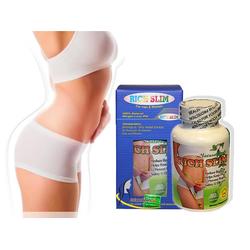 Rich Slim USA - Viên giảm cân cho người khó giảm