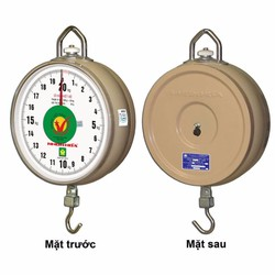 Cân Treo Nhơn Hòa 20kg - 1 mặt số NHGS-20-1F