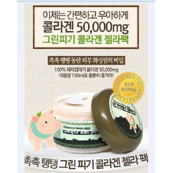 Mặt Nạ Bì Heo Elizavecca Green Piggy Collagen Jella Pack- Hàn Quốc