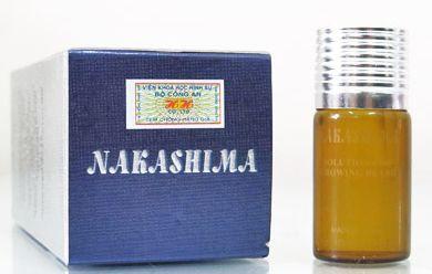 Thuốc Mọc Râu NaKaShiMa 1