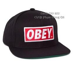 Nón snapback hip hop OBEY hàng nhập cung cấp sỉ lẻ