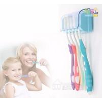 ShopChất_Giá treo bàn chải đánh răng tiện lợi