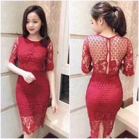 Đầm ren Cao Cấp