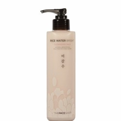 Tấy trang Rice Water Bright Cleansing Milk The Face Shop