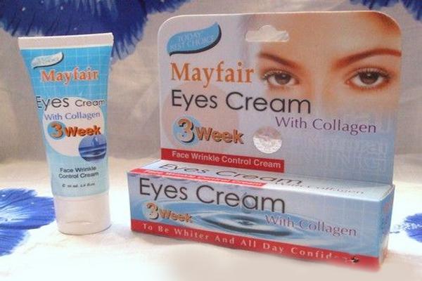 Kem chống thâm quầng mắt Mayfair Eyes Cream 3