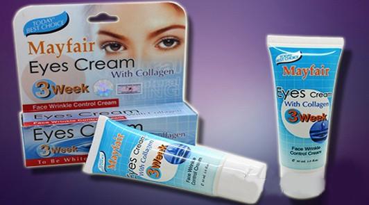 Kem chống thâm quầng mắt Mayfair Eyes Cream 1