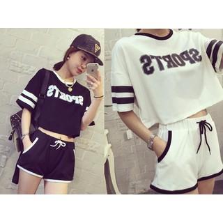 Bộ quần áo thể thao short SPORT - C010 thumbnail