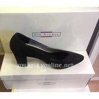 Giày gót thô 0219GT