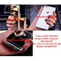 ỐP TRÁNG GƯƠNG IPHONE 6 - CHỐNG SỐC - CHỐNG TRẦY