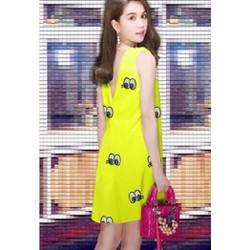 Đầm suông shy girl Ngọc Trinh D243
