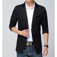 Áo Khoác Vest Kaki Thời Trang MAK170 Đen