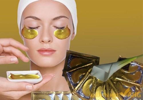 Mặt Nạ Mắt Collagen 1