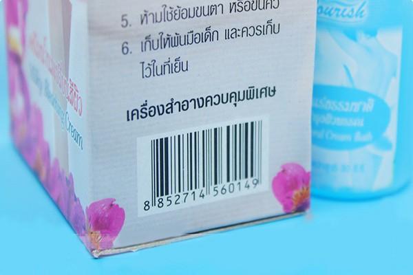 Tắm trắng chiếc lá FLOURISH - Thái Lan làm trắng da nhanh nhất 3
