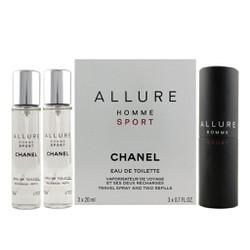 Bộ Allure Sport 3 Chai 15ml