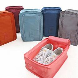 Túi đựng giày dép gấp gọn du lịch