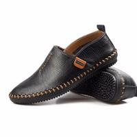 M015 - Giày da cao cấp Posashop