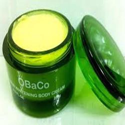 Kem dưỡng trắng da toàn thân  OBaCo