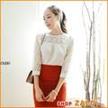 Shop Zalo- Hàng CAO CẤP -ÁO PHỐI REN HOA MAI TAY LỠ - A288 - A288