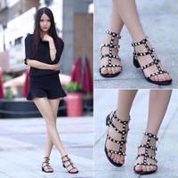 HÀNG NHẬP CAO CẤP - Giày sandal nữ cực sành điệu