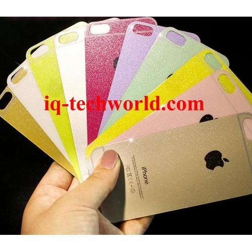 Kính Cường Lực Sắc Màu Ánh Kim Tuyến iPhone 6 iphone 6s